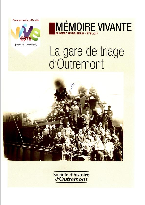 Présentation du Mémoire vivante d'Été 2017